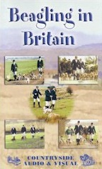 Beagling in Britain - SPECIAL SALE PRICE