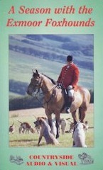 A Season with the Exmoor Foxhounds