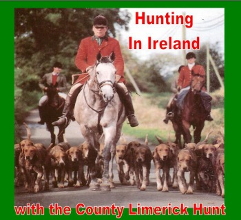 Hunting in Ireland with the County Limerick  (double c.d.)