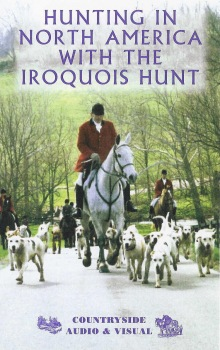 Hunting in North America with the Iroquois Hunt