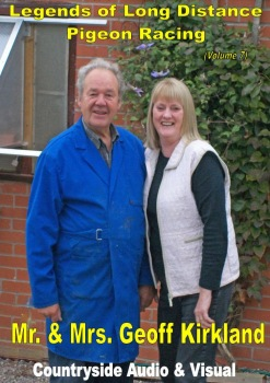 Legends of Pigeon Racing - Mr & Mrs Geoff Kirkland