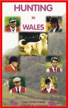 Hunting in Wales Volume One - SPECIAL SALE PRICE